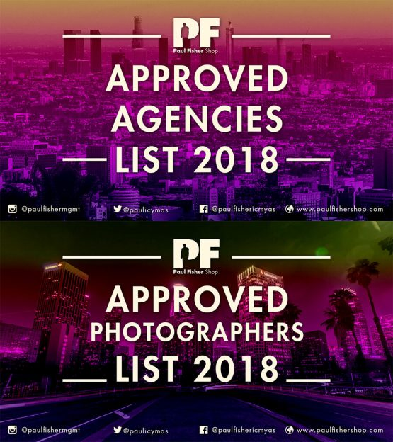 Photographers and Agencies List