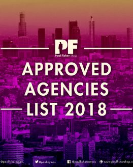 Approved Agencies list 2018
